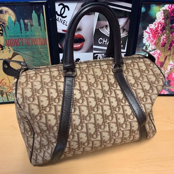 Dior Handbags - SOLD Christian Dior Monogram Trotter Brown Oblique